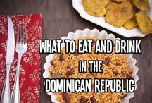 Dominican Food / Deriving much of its history from Spain, Dominican staples have a heavy Spanish influence. This board contains some favorites!