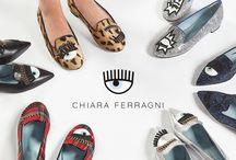 """Chiara Ferragni / """"Born to be wild"""": So lautet das Motto der CHIARA FERRAGNI Collection für den Herbst 2016. Als Topseller sind die """"Flirting Slipper"""" wieder mit dabei. Für die neue Saison sind diese runden und spitzen Ballerinas neben Glitzer auch in Glattleder, Leo und Karo bei KONEN erhältlich! ► http://bit.ly/KONEN-Chiara-Ferragni-Flirting-Pin"""