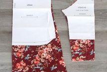 sewing dress tuto