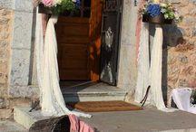 διακοσμηση γαμου εκκλησια