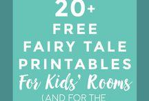 Fairy indoor art