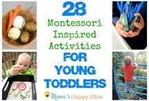 3 to 5 year kids activities