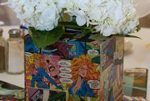 Comic guest room / by Hope Leal