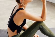 style • workout / style / fashion / cute workout outfits / activewear inspiration