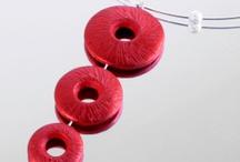 9 - Polymer clay / zajímavé výtvory z fima, šperky, návody