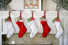 Christmas Ideas / Crafts and decor ideas to create memorable holidays!