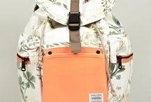 Bag / Beautiful lady bag