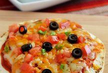pizzas y comida italiana