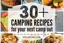 Recipes - Camping
