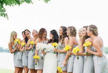 Blue wedding / by Renee Coffey Jr