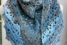 Crochet scarf -  sciarpe uncinetto