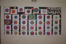 Miss Thomas' Art at Gaines / My art and activities finished by the K-5 students in Swartz Creek / by Chelsea Thomas