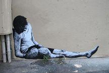 Street Art Levalet