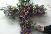 крест флориста