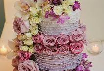 Cake Florals By Blooms