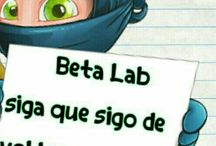 Eu sou Beta!