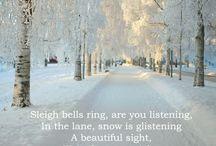 Winter Wonderland ❤