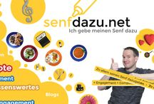 senfdazu.net - Ich geb' meinen Senf dazu