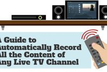 Live TV / Learn how to watch and record live TV with your HTPC / media server.