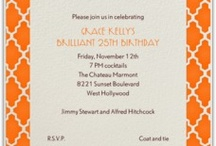 Invitations: Paper & Electronic / Get creative with your invitations with these ideas!