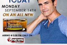 Room for Improvement - WSVN 7 News / Home makeover and lifestyle segment that airs in Miami/Ft. Lauderdale on the the FOX affiliate station WSVN 7 News. This how-to segment has been airing since November 2004.