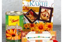 Rakhi with Cards