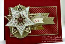 Cards-Christmas/Winter / by Valerie McEvoy