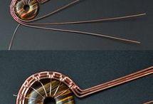 Wire Wrap-Pendant