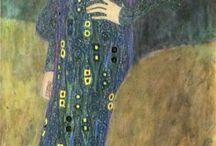 Artist Gustav Klimt / Gustav