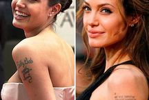 Celebrity Tattoo Removal / Celebrities that had their tattoos removed