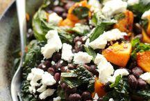 Vegan Salads / by Izzy Izdebski