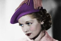 Lucille Ball / my all time old favourite comedian