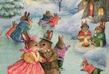 Rabbit & Mice Tales