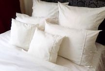 White beddings sets / Luxurious Beddings sets made from high qualitty cotton