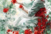 art / by Krista Yu