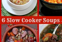 Slow Cooker / by Callista Weatherford
