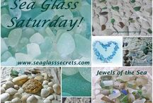 Sea Glass / Sea Glass and Beach Pictures