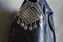Embellished Denim/Leather jackets