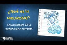 ¿Qué es la NEUROSIS? Características de una personalidad neurótica. / Es un desequilibrio de la mente causado por la ansiedad y que se produce sin que exista un daño orgánico. La forma en la que se manifiesta es a través de conductas inadaptativas o repetitivas cuya finalidad es reducir el estrés.