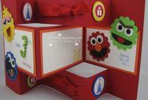 Cards...Children's Birthday...Boys or Girls / by Doris Amey-Ketcham