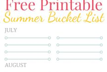 Printables / Fire up your printer! Here are the best printables from around the web.
