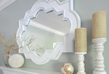 Mantle Ideas / by Tami Masterson Utterback
