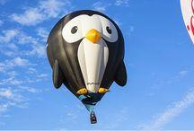 Balon Festivali / Bristol'de ki Balon Festivali izleyenler için rengarenk ve eğlenceli anlara sahne oldu.  103 birbirinden farklı balonun yer aldığı festivalde, çoğunlukla çizgi film karakterlerinin balonları dikkat çekti.