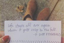Words / by Ellie Kirkland