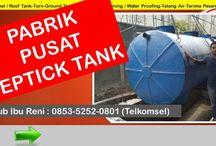 Pabrik Bio Septic Tank