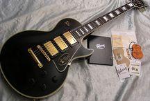 Gitaren! / Mijn favoriete gitaren :)