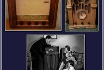 Old time radio, tapes, cameras, and gramophones / Out of date gadgets. / by Jean Campbell Collen