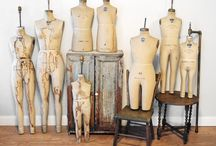 Dress forms / Garment stands / Use a garment stand/ mannequin when creating 3D designs/draping, adjusting toiles or garments. 3D to 2D