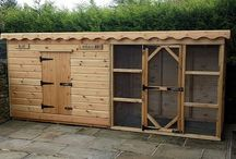 Extra Large Rabbit Hutches / Extra Large Rabbit Hutches