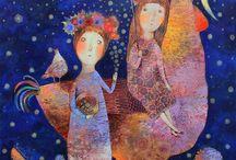 Art - Anna Silivonchik (1980)